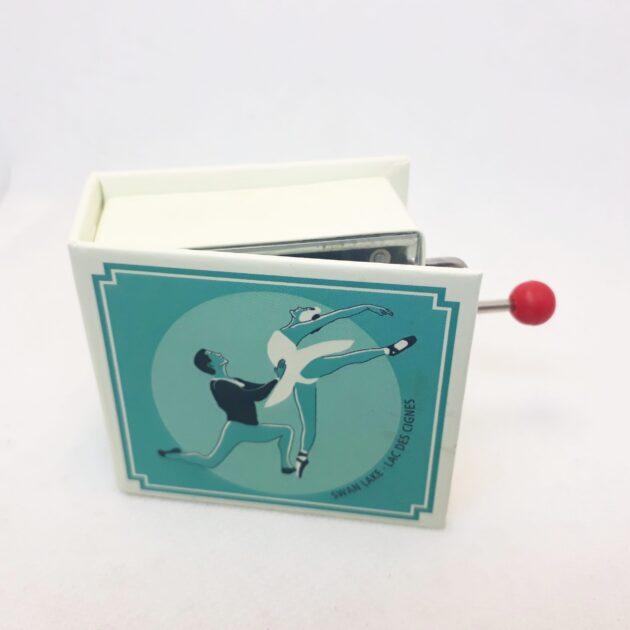 Μουσικό κουτί Swan Lake