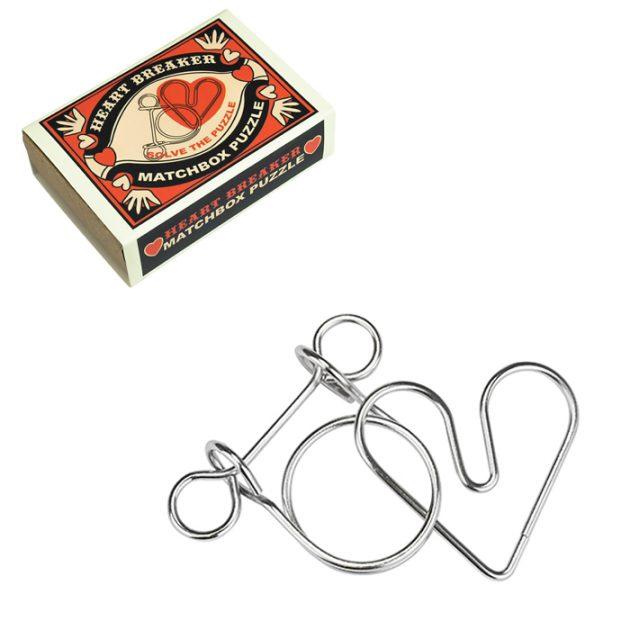 Matchbox Puzzle Heart Breaker