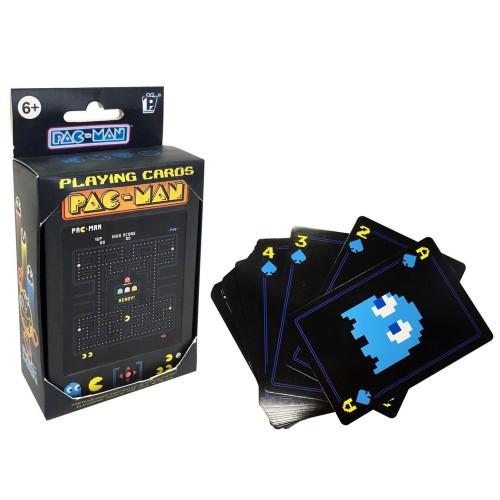 Τράπουλα Pac-Man cards tin box