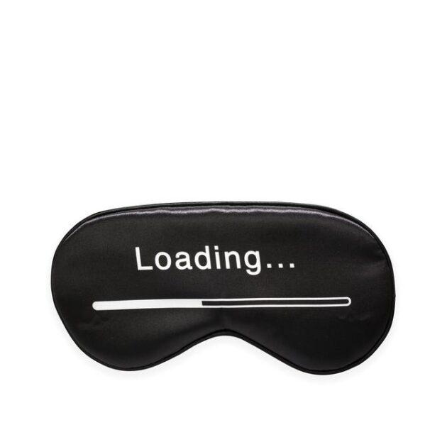 Μάσκα Ύπνου Kikkerland Loading…