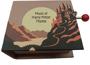Μουσικό κουτί Harry Potter