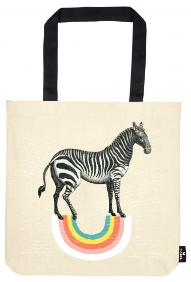 Τσάντα Zebra Shopper