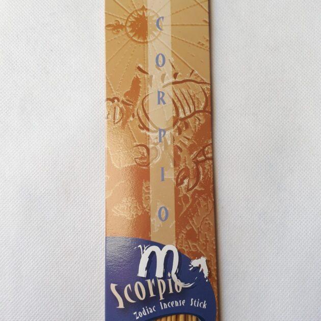 αρωματικά στικ σκορπιός άρωμα oriental