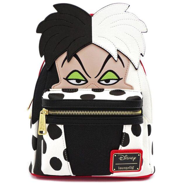 Loungefly Disney Cruella de Vil Mini Backpack
