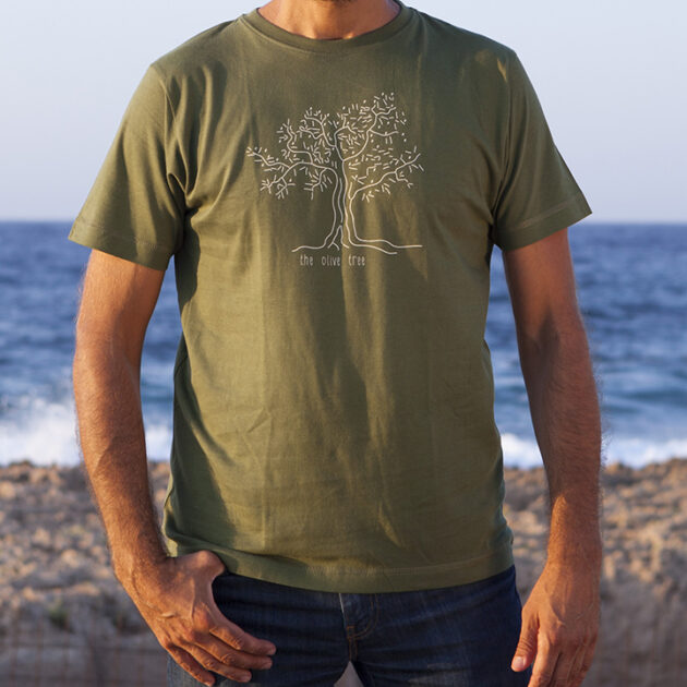 The Olive Tree T-Shirt Medium Unisex