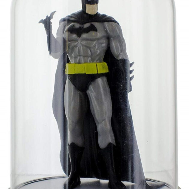 batman bell jar light dc comics
