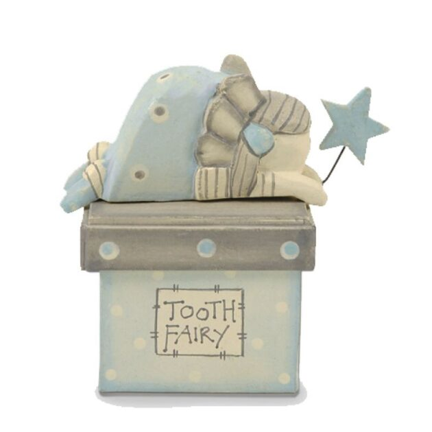 Ξύλινο κουτί Tooth Fairy Ροζ Η νεράιδα των δοντιών είναι εδώ, με ένα όμορφο χειροποίητο κουτί για τα δοντάκια του παιδιού σας! Βάλτε το δοντάκι στο κουτί και κάντε μια ευχή.