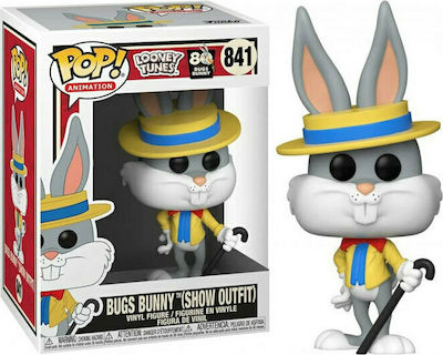 Animation: Looney Tunes - Bugs Bunny In Show Outfit 80th Anniversary 841