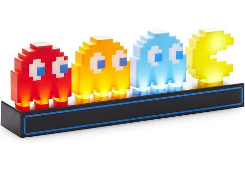 Για τους φανατικούς οπαδούς των ρετρό παιχνιδιών το mini φωτιστικό Pac-Man and Ghosts ήρθε για να διακοσμήσει το χώρο σας!
