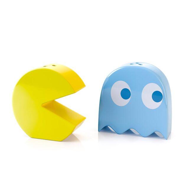Pac-Man salt & pepper