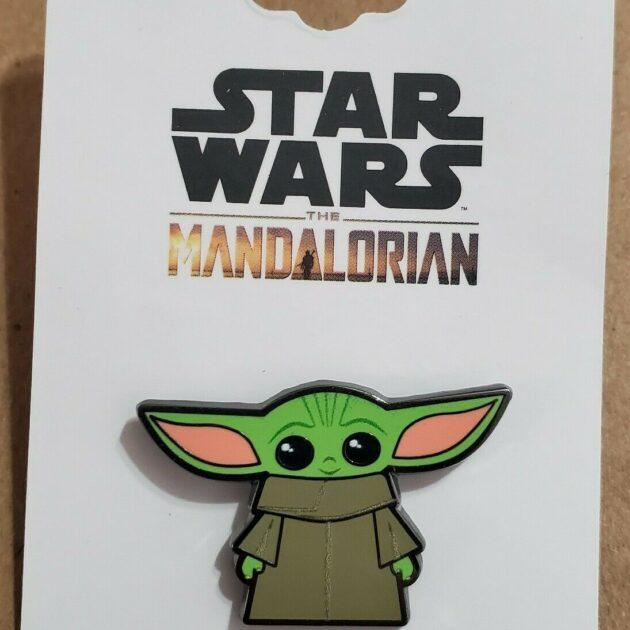baby yoda pin star wars the mandalorian