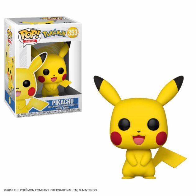 Pokemon - Pikachu #353 Figure