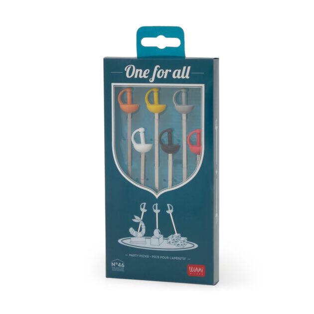 party forks aperitif picks swards