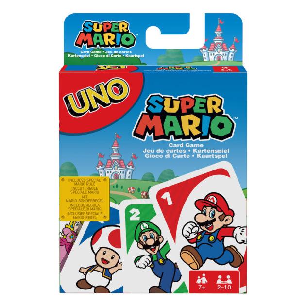 Κάρτες Uno super mario επιτραπέζια παιχνίδια