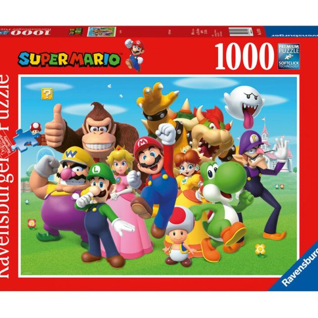 Ravensburger Super Mario 1000pcs