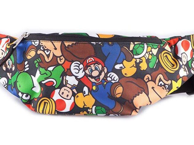 Nintendo Belt Bag Super Mario AOP Bags Nintend