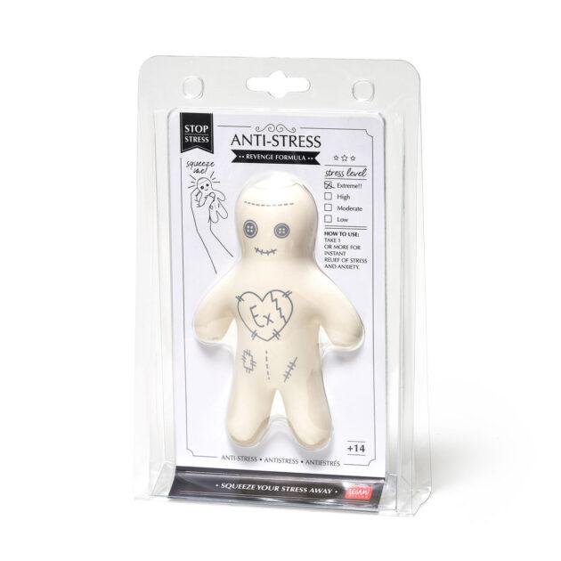 anti-stress ball voodoo doll ex μπαλάκι αντι στρες