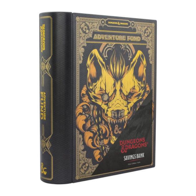 Dungeons And Dragons Savings Bank
