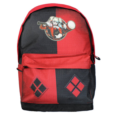 harley quinn backpack σακίδιο πλάτης
