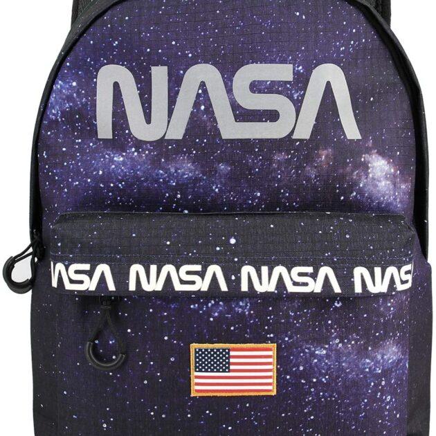 nasa galaxy backpack σακίδιο πλάτης σχολικές τσάντες σχολικά είδη