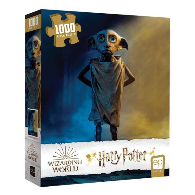 Harry Potter Jigsaw Puzzle Dobby (1000 pieces)
