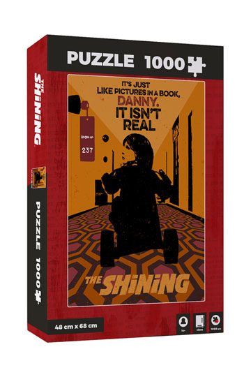 puzzle jigsaw puzzle the shining movie 1000 pieces