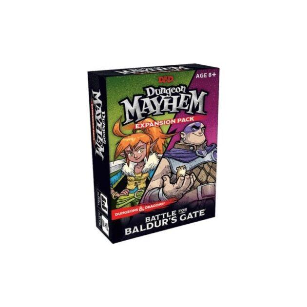 Dungeons & Dragons Dungeon Mayhem: Battle for Baldur's Gate Card Game Expansion (Αγγλικά