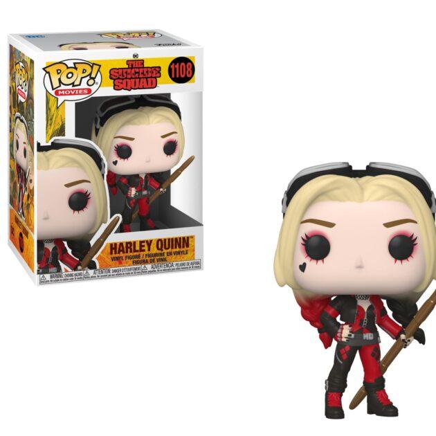 The Suicide Squad - Harley Quinn (Bodysuit) #1108