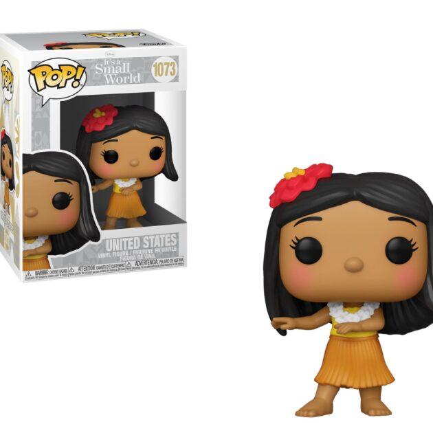 Small World - United States #1073 Figure Funko Pop - Disney