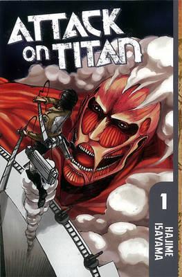 attack on titan paperbook 1