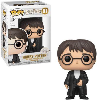 Funko POP! Harry Potter - Harry Potter (Yule Ball) #91 Vinyl Figure