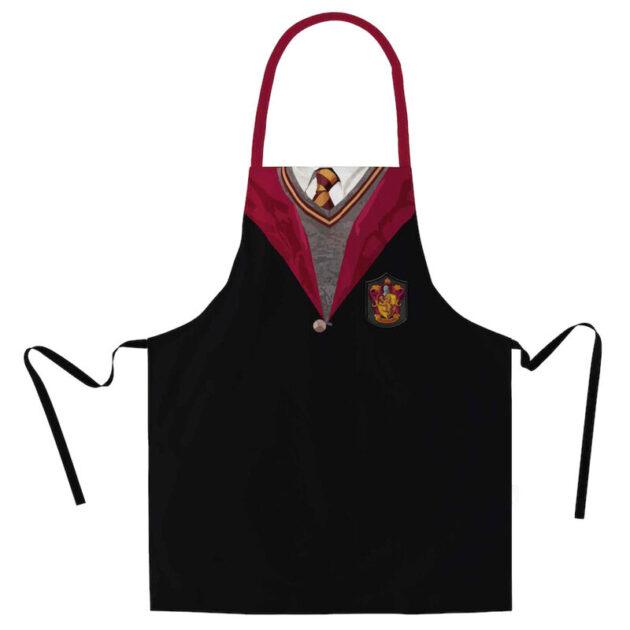 harry potter apron ποδιά χαρι ποτερ gryffindor uniform