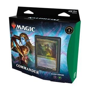 Magic the Gathering Commander Kaldheim: Elven Empire Deck