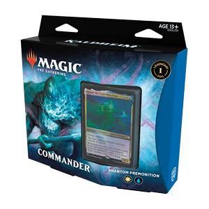 magic the gathering commander phantom premonition