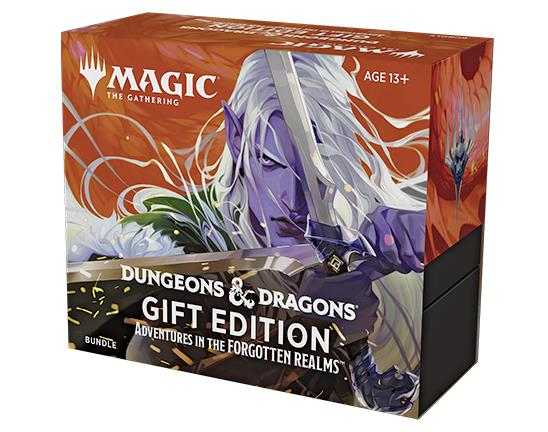 Magic the Gathering - Adventures in the Forgotten Realms Bundle (Gift Edition)