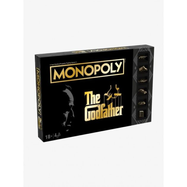 monopoly the godfather englisk version επιτραπέζια παιχνίδια