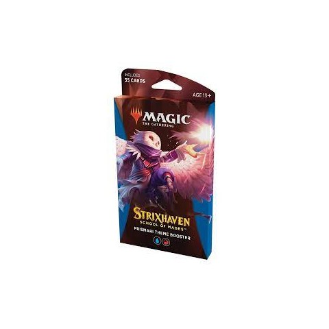 Magic the Gathering Strixhaven: School of Mages Theme Booster - Prismari