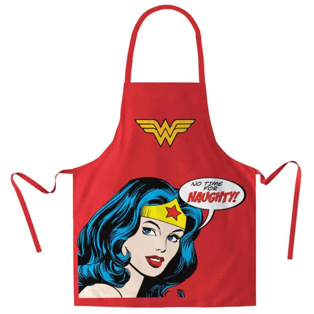 wonder wpman apron dc comics sd toyw